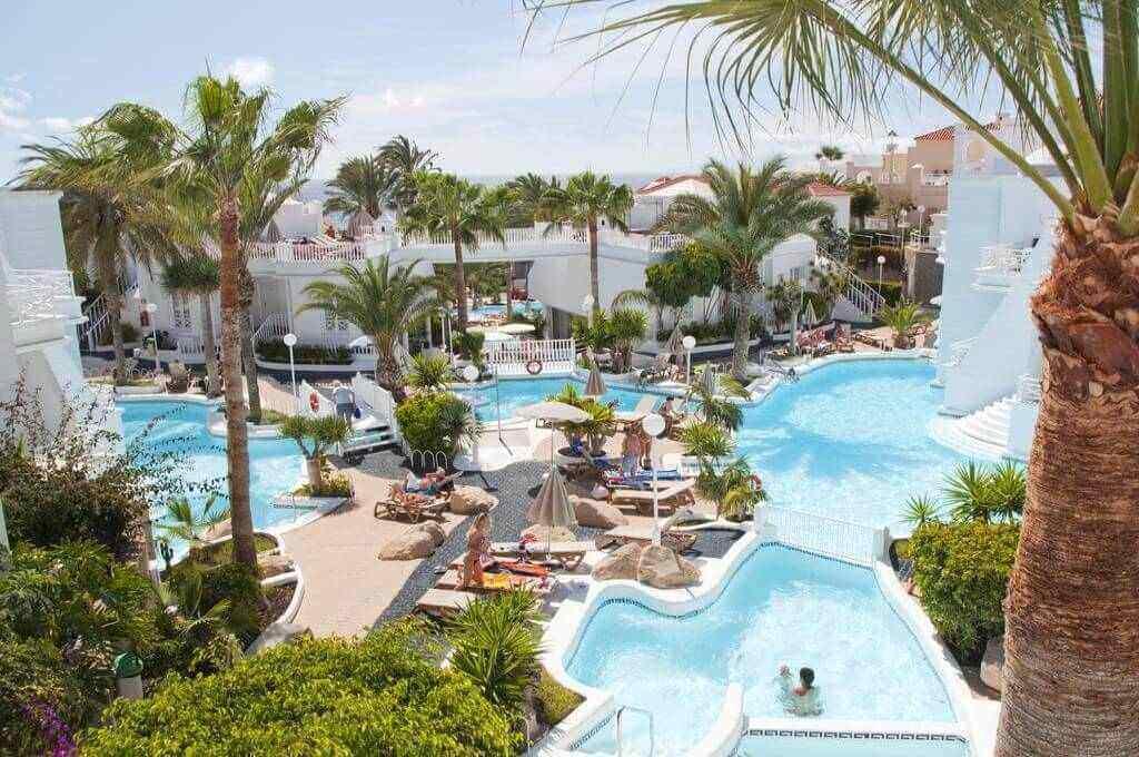 Lagos De Fañabe Hotel Tenerife 1
