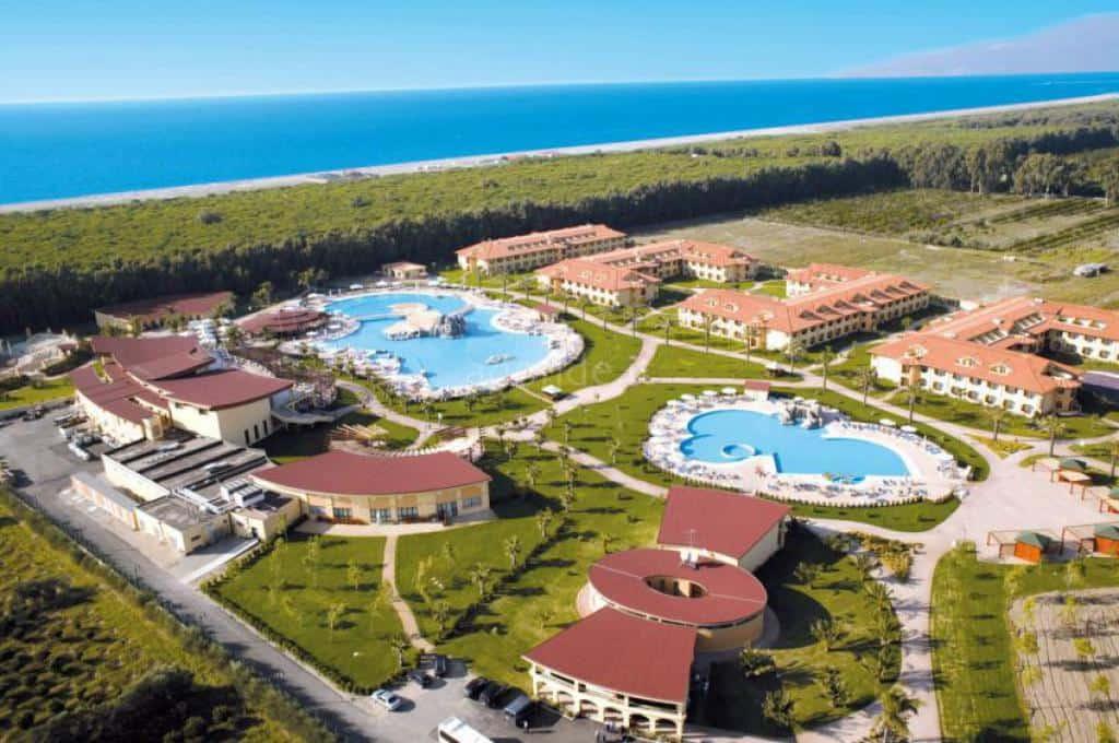 Garden Resort Calabria 1