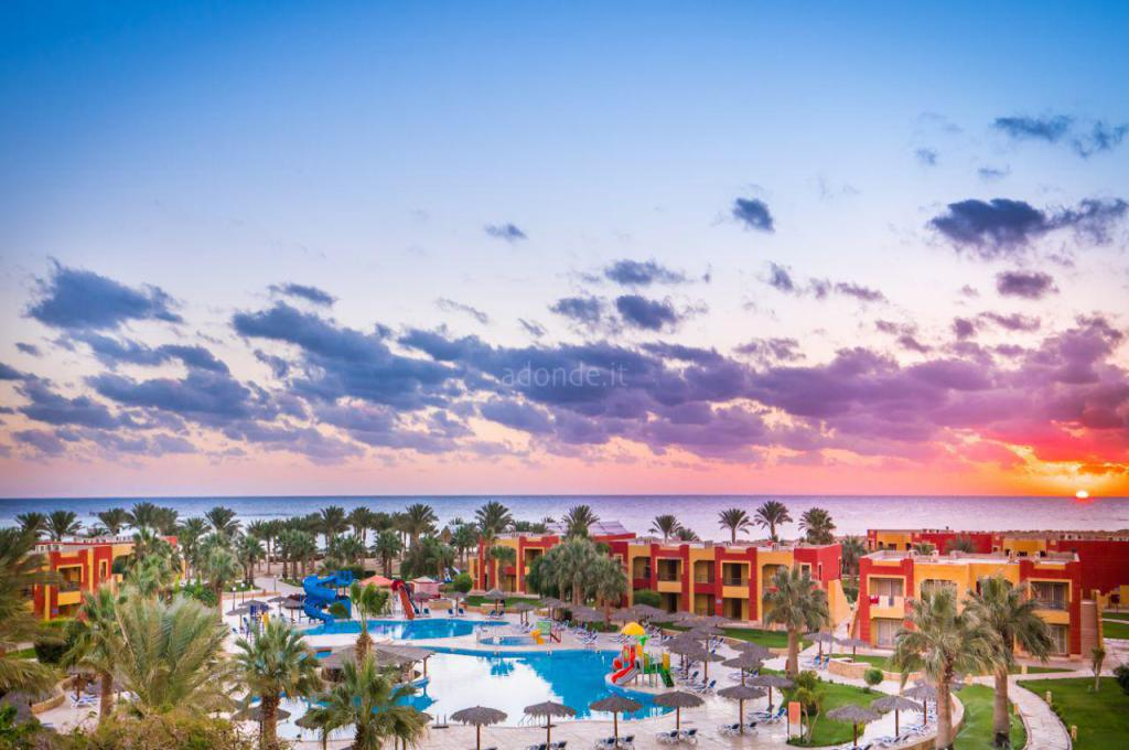 Magic Tulip Beach Resort 1