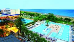 Nicolaus Club Prime Blue Sea Beach Resort, Rodi