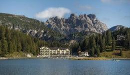 Grand Hotel Misurina a Misurina