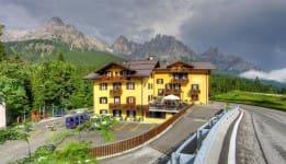 Hotel Fratazza a San Martino Di Castrozza
