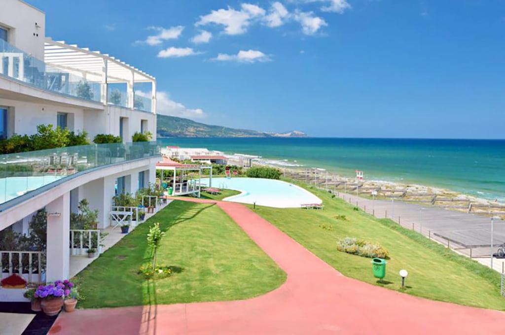 Hotel Resort Casteldoria Mare 1