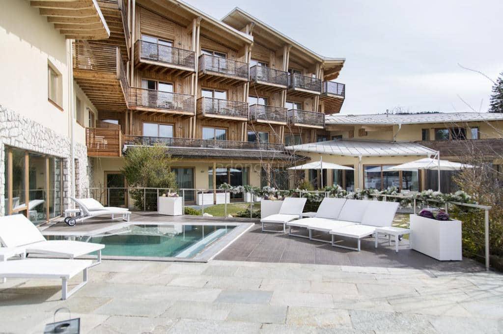 Blu Hotel Natura Spa 1