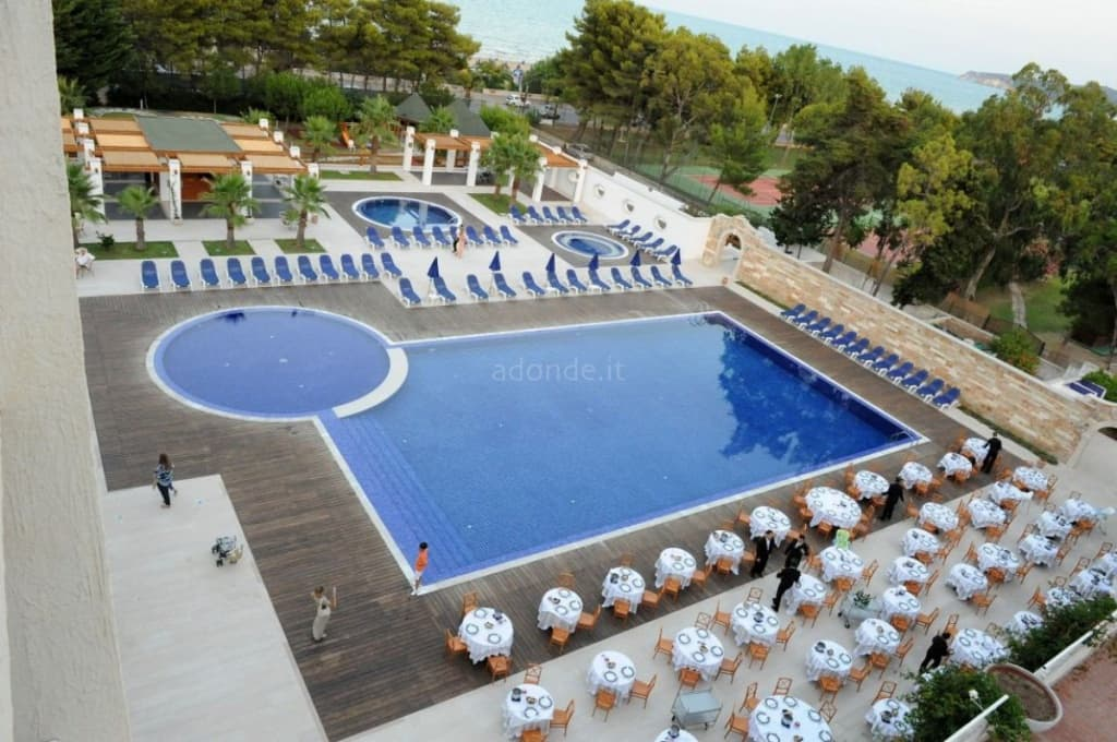 Pizzomunno Vieste Palace Hotel 1