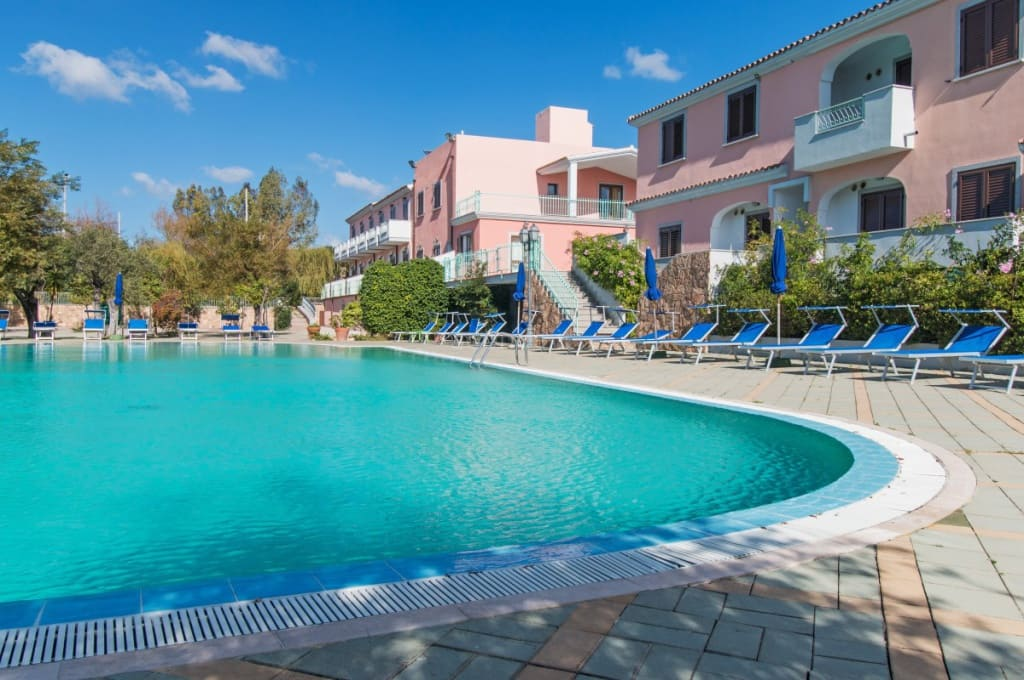 Gli Ontani Hotel Residence 1