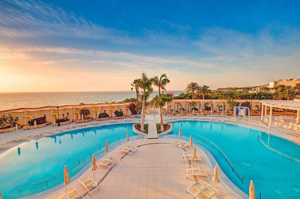 Monica Beach Resort 1